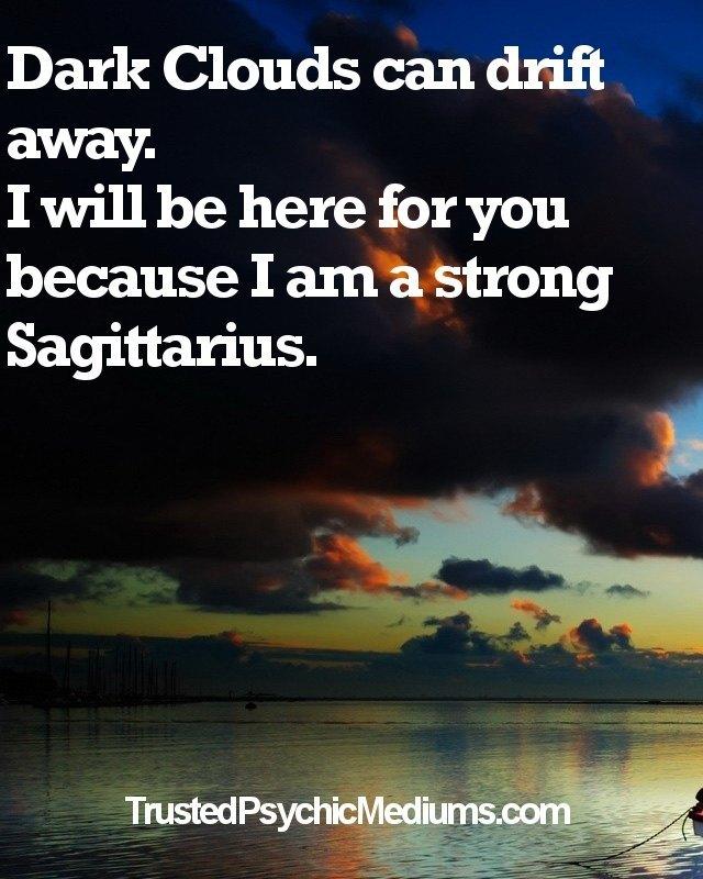 Sagittarius Love Quote