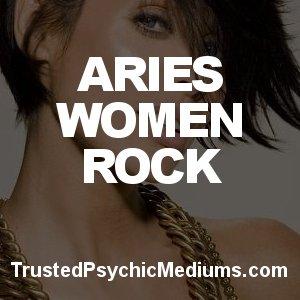 aries woman
