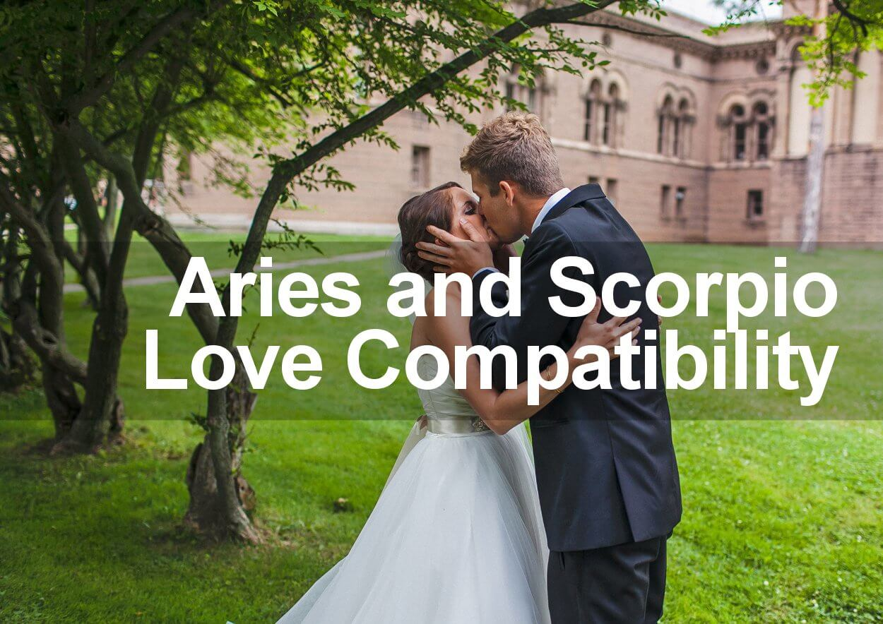 Compatibility Between Aries Woman And Scorpio Man