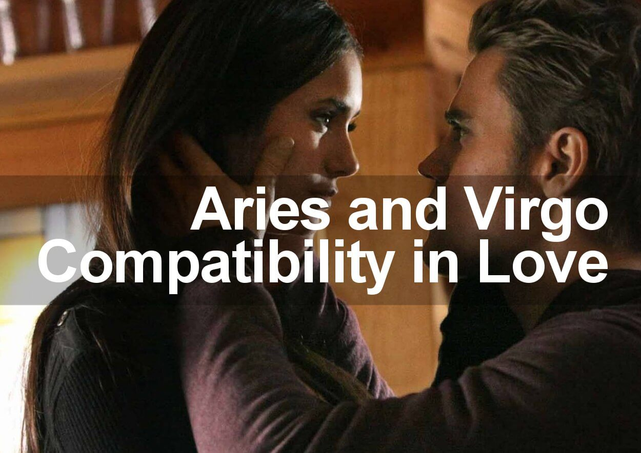 Aries woman virgo man famous couples