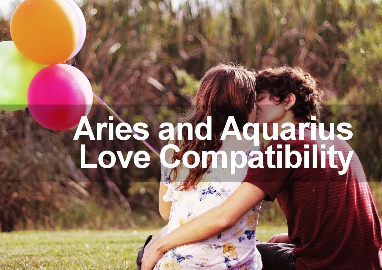 Is Aries Woman Compatible With Aquarius Man