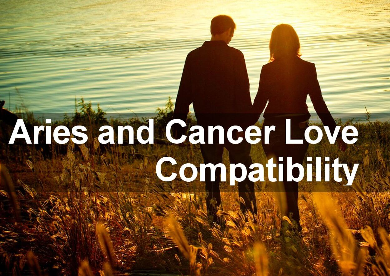 aries cancer love compatibility