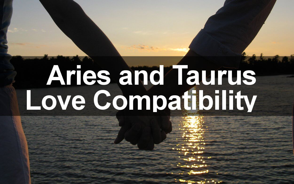 aries women and taurus men love compatibility