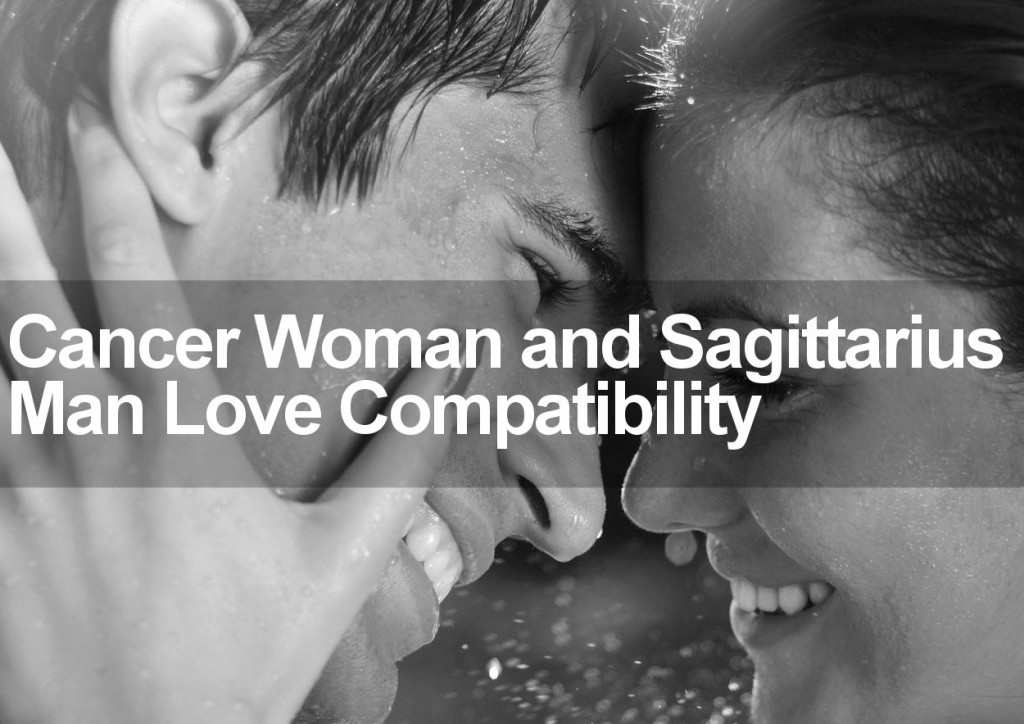 Cancer Woman  Sagittarius Man Sexual, Love  Marriage Compatibility-2881