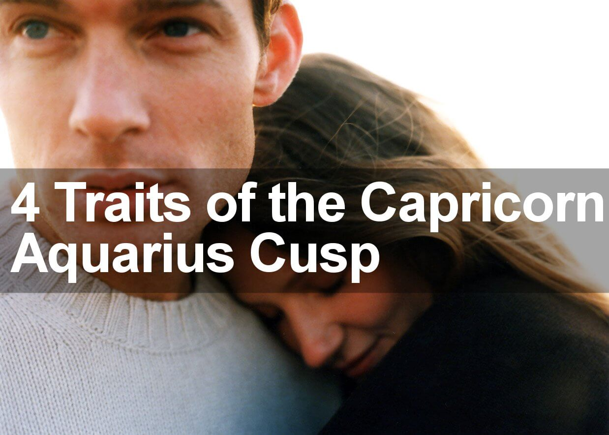 Capricorn Aquarius Cusp