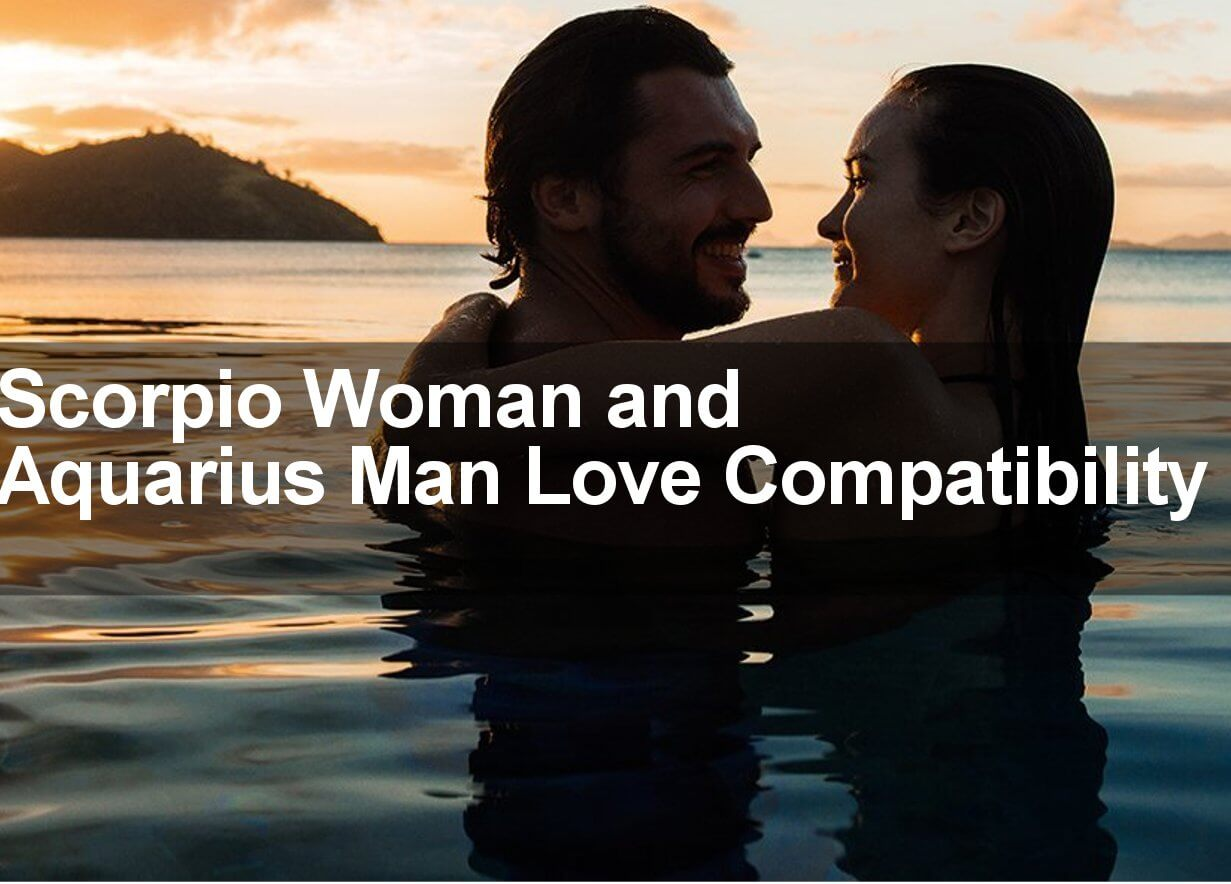 aquarius woman and pisces man love match Want to know the love compatibility factor between aquarius man and pisces woman read how your relationship goes with your beloved.