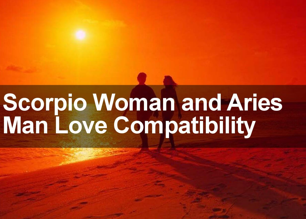 Scorpio woman match