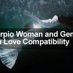 Scorpio Woman and Gemini Man Love Compatibility