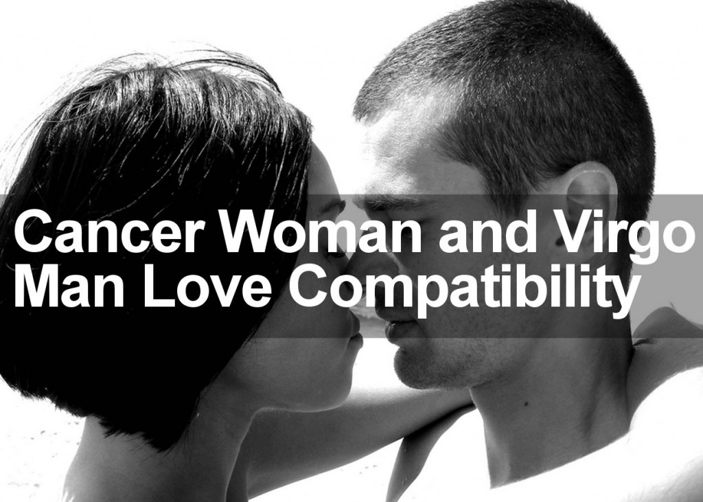 cancer woman and virgo man compatibility