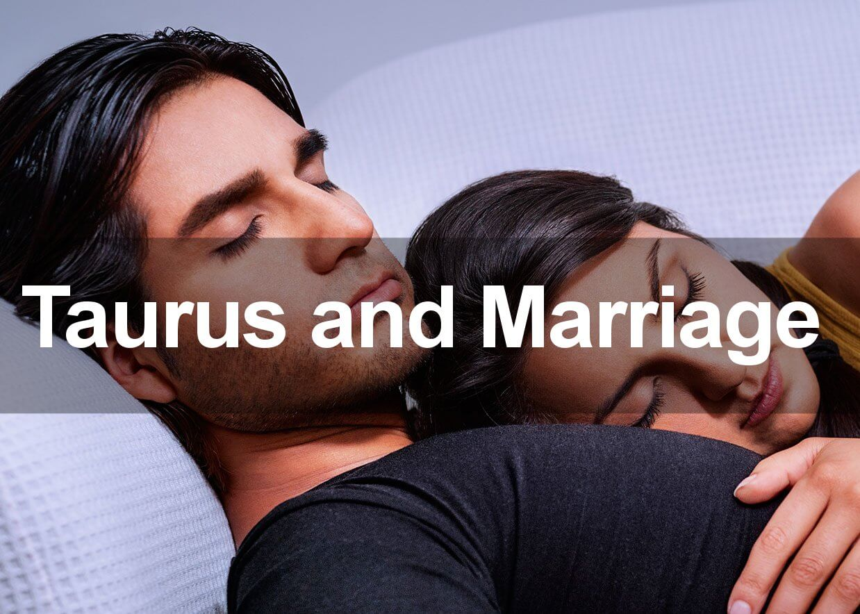 taurus and marriage