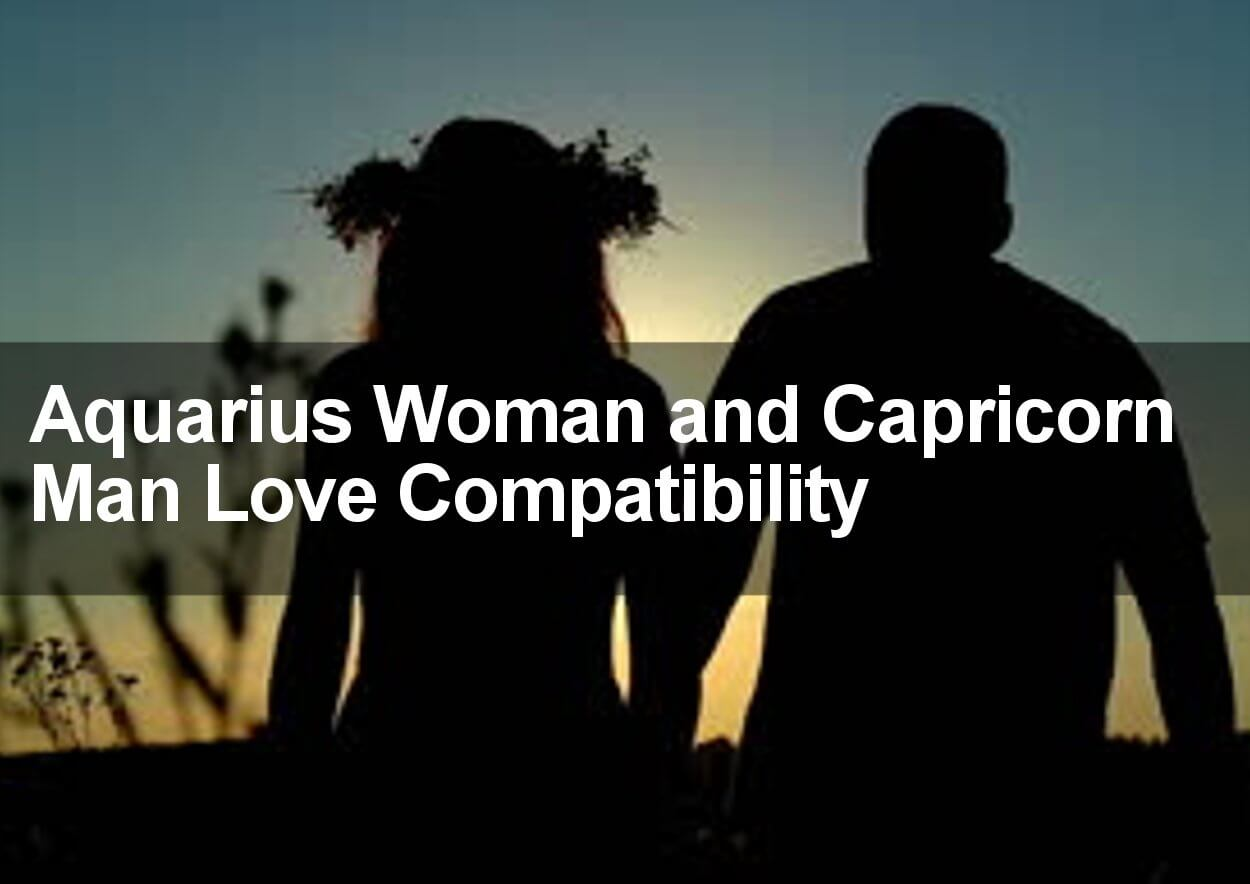 Love compatibility between capricorn man and gemini woman