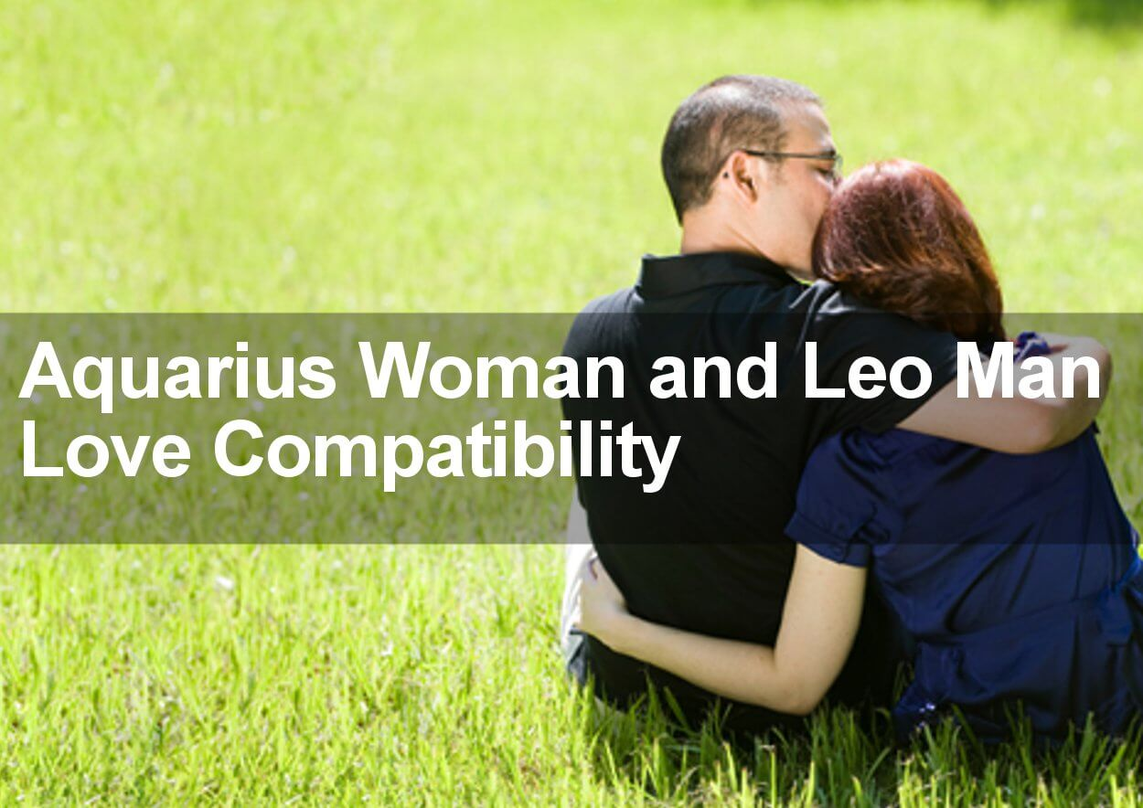 Woman Sexually Man Leo And Aquarius