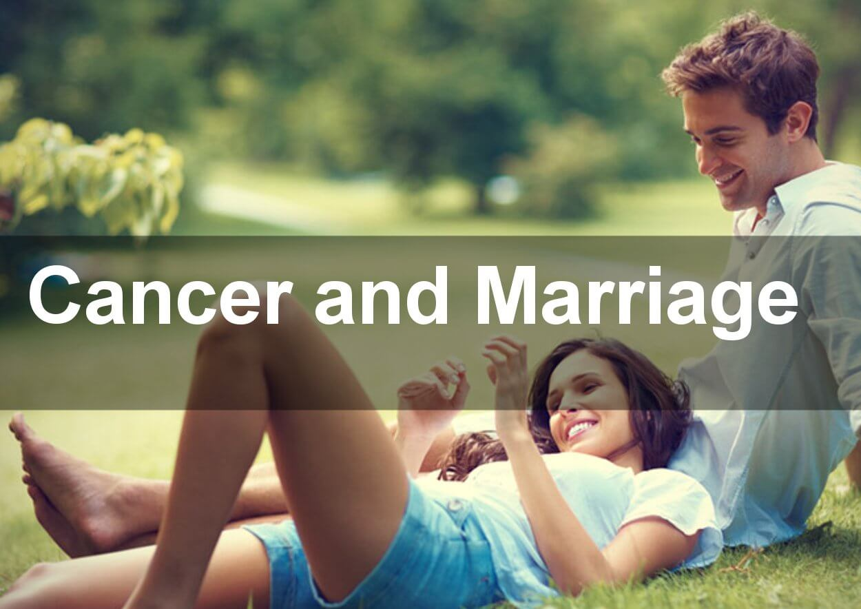 Facts About Cancer and Marriage