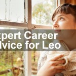 Expert Career Advice for Leo