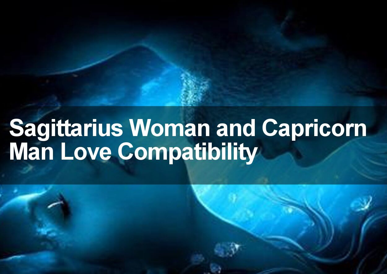 Compatibility guy Sagittarius - girl Aries