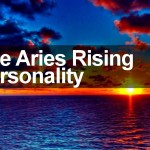 The Aries Rising Personality
