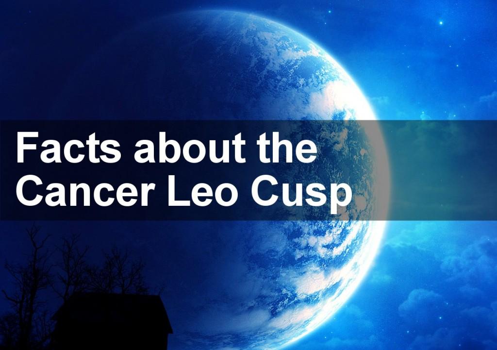 cancer leo cusp