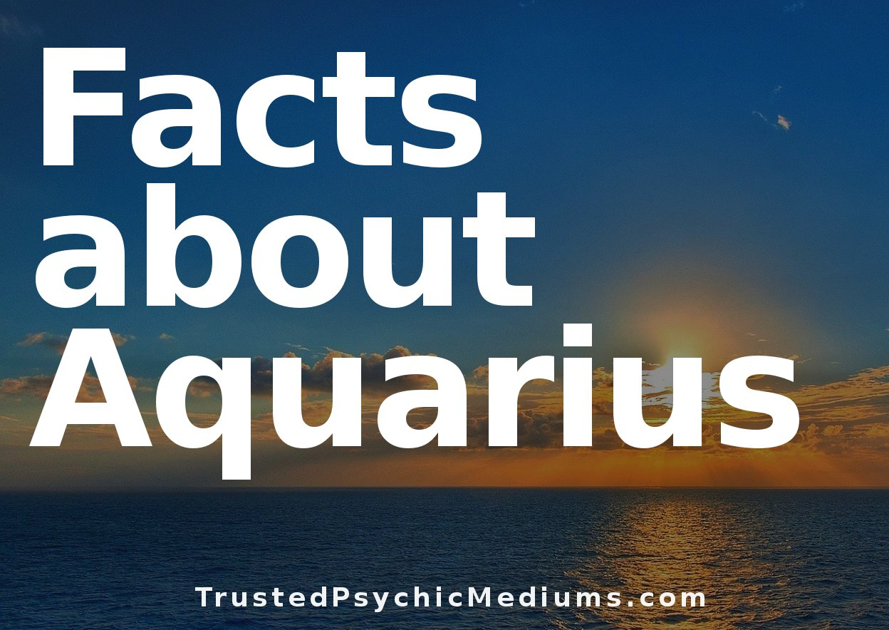 The Aquarius Sign: A Deep Analysis of Aquarian Signs and Symbols