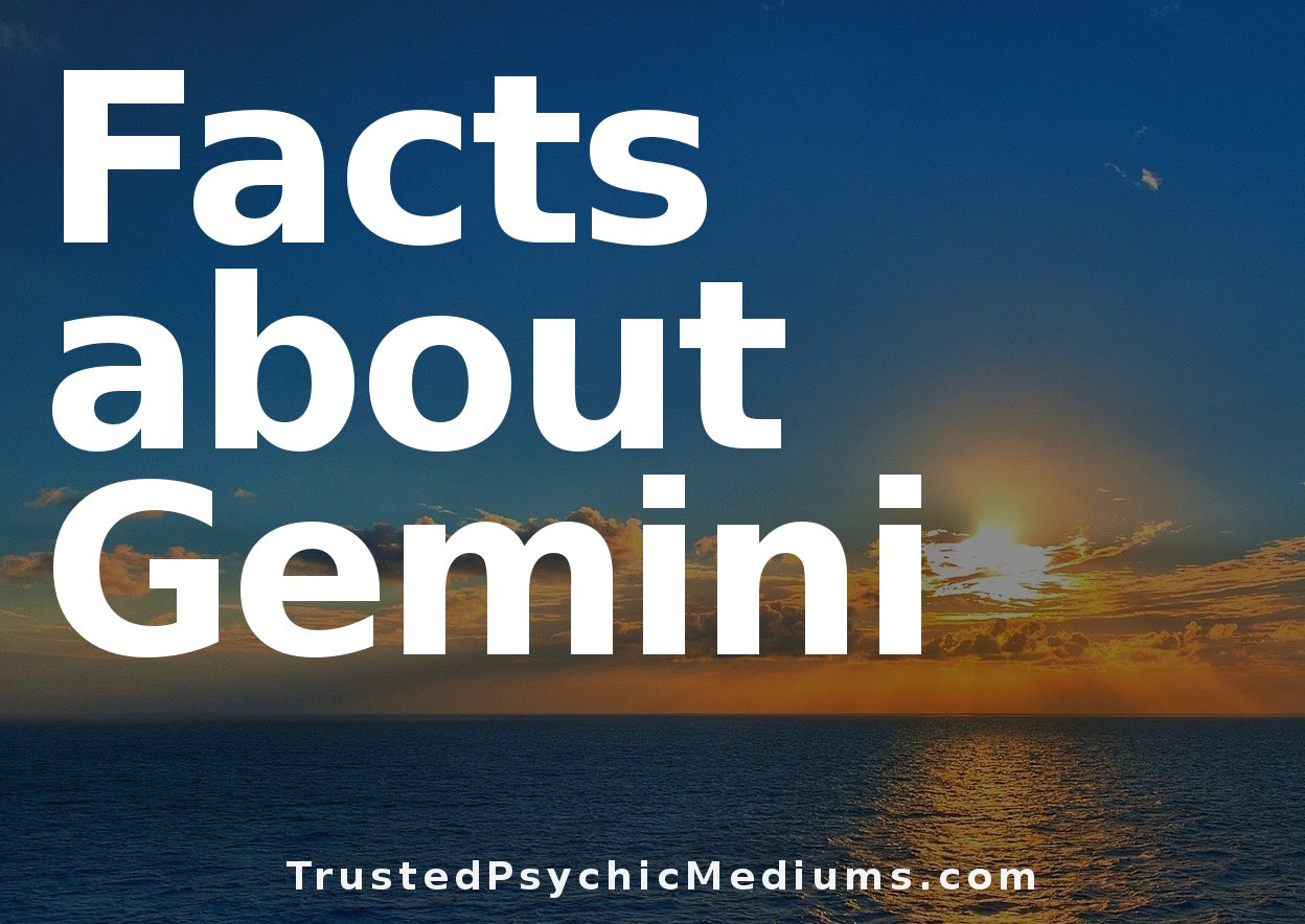 Gemini Symbol and Signs – 3 Things You Never Realised…