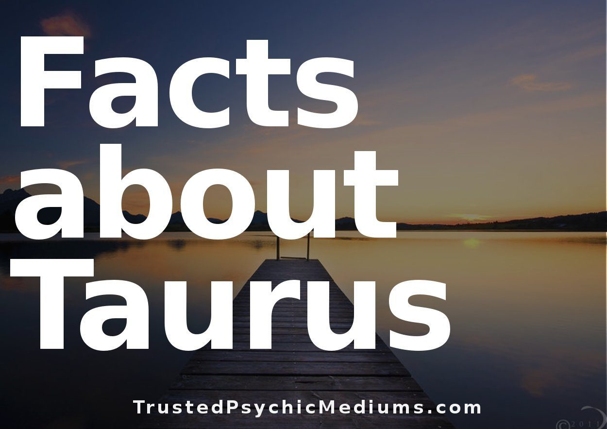 Taurus Symbol and Taurus Signs – Why do People get this so Wrong?