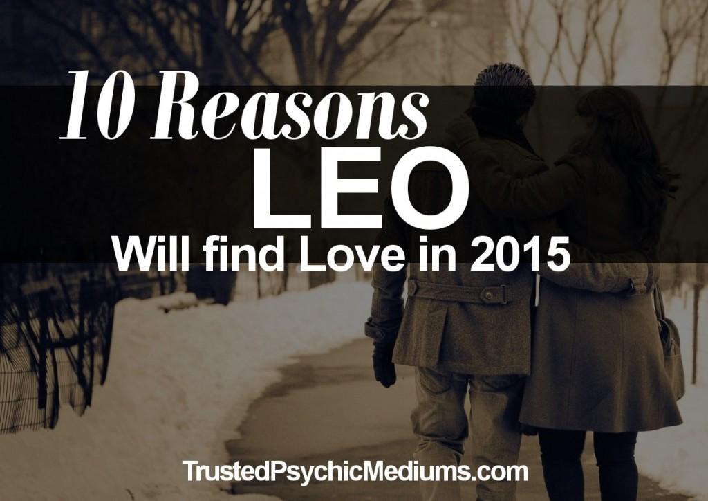 will leo find love
