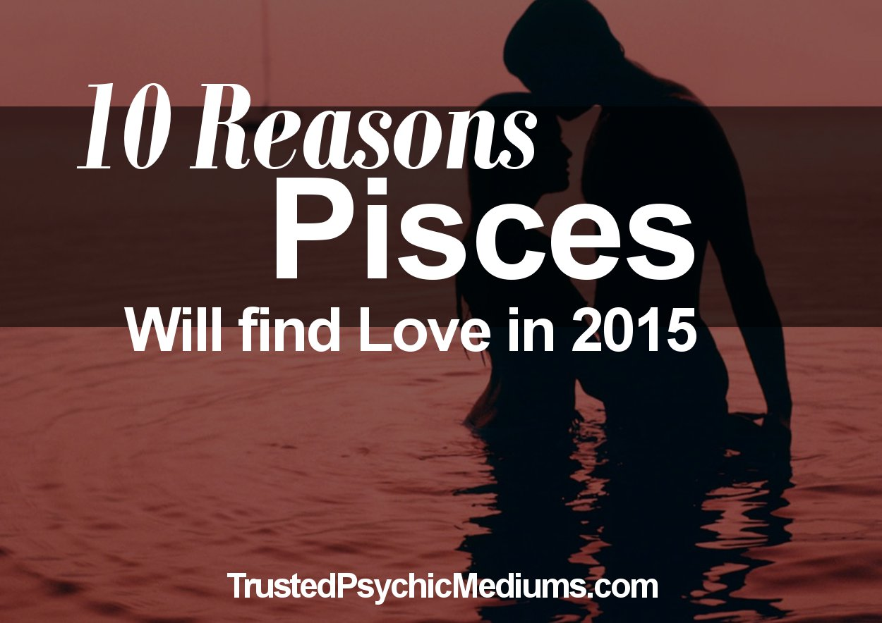 will pisces find love