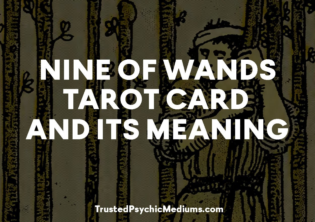 Nine of Wands Tarot Card and its Meaning
