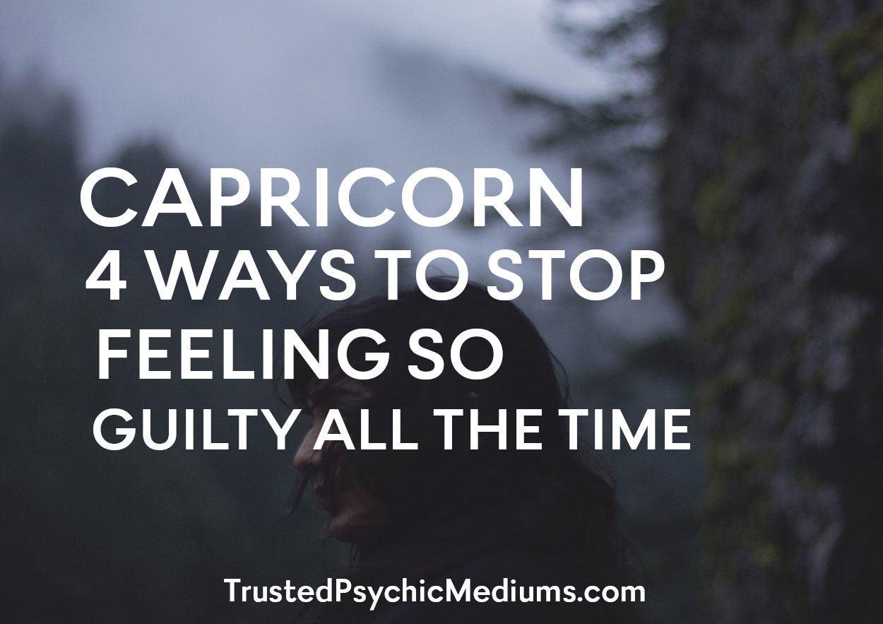 Capricorn-Guilty