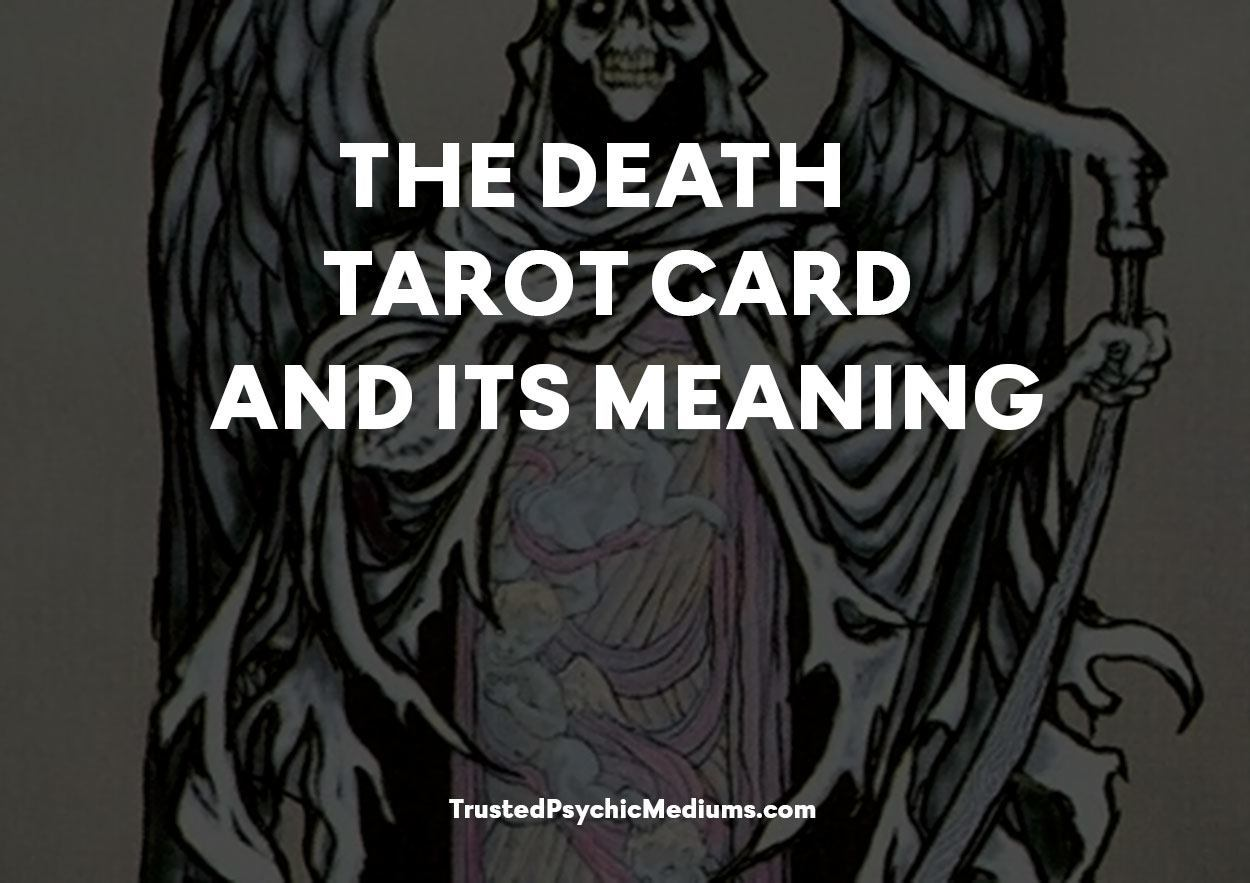 Death Tarot Card and its Meaning