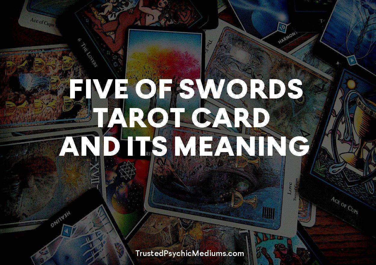 Five-of-Swords