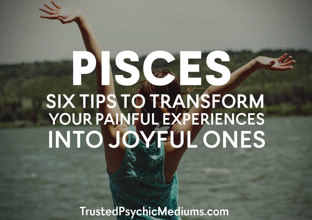 Pisces-Joyful