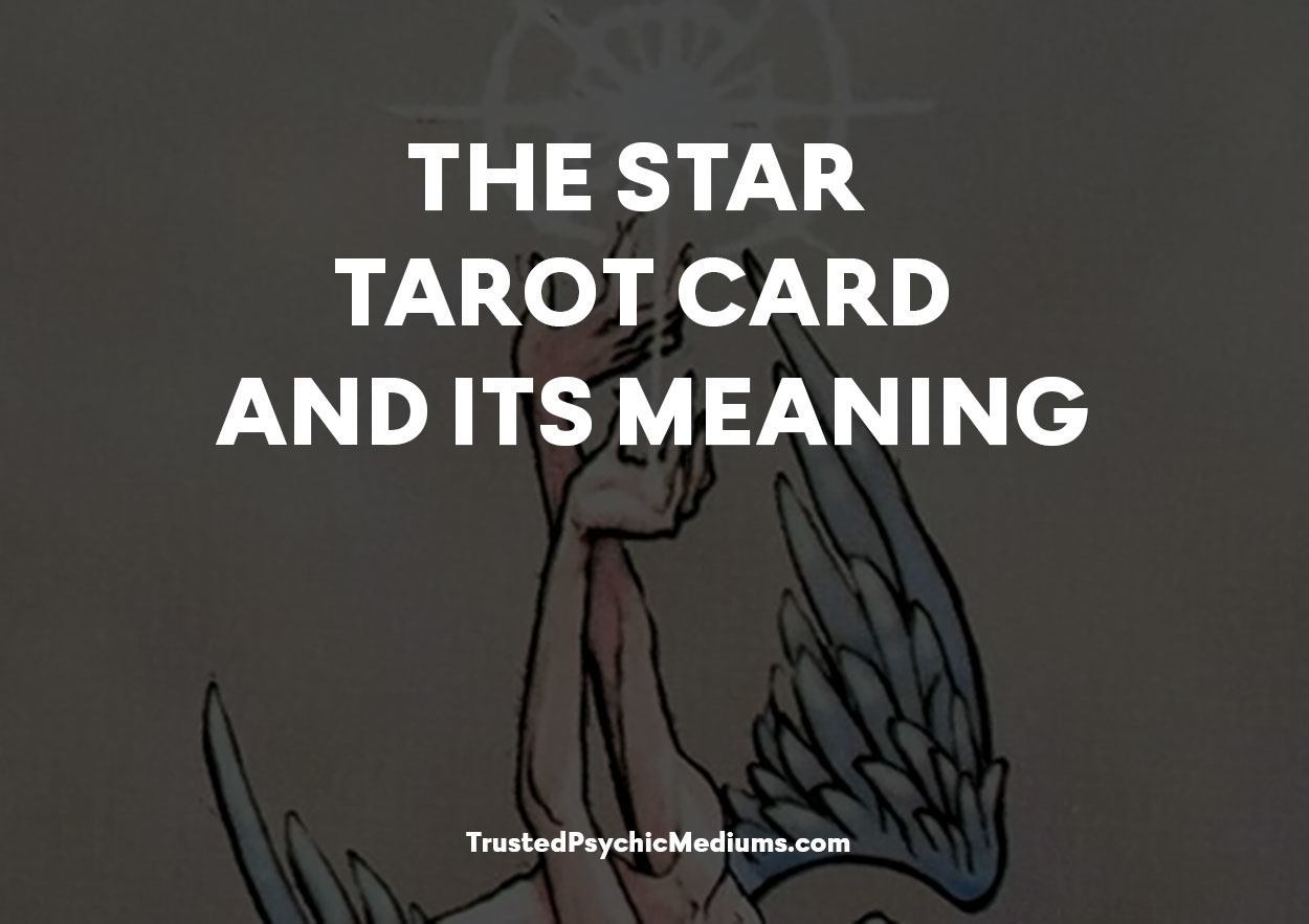 The Star Tarot Card and its Meaning
