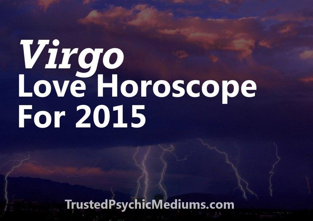 Virgo Love Horoscope 2015