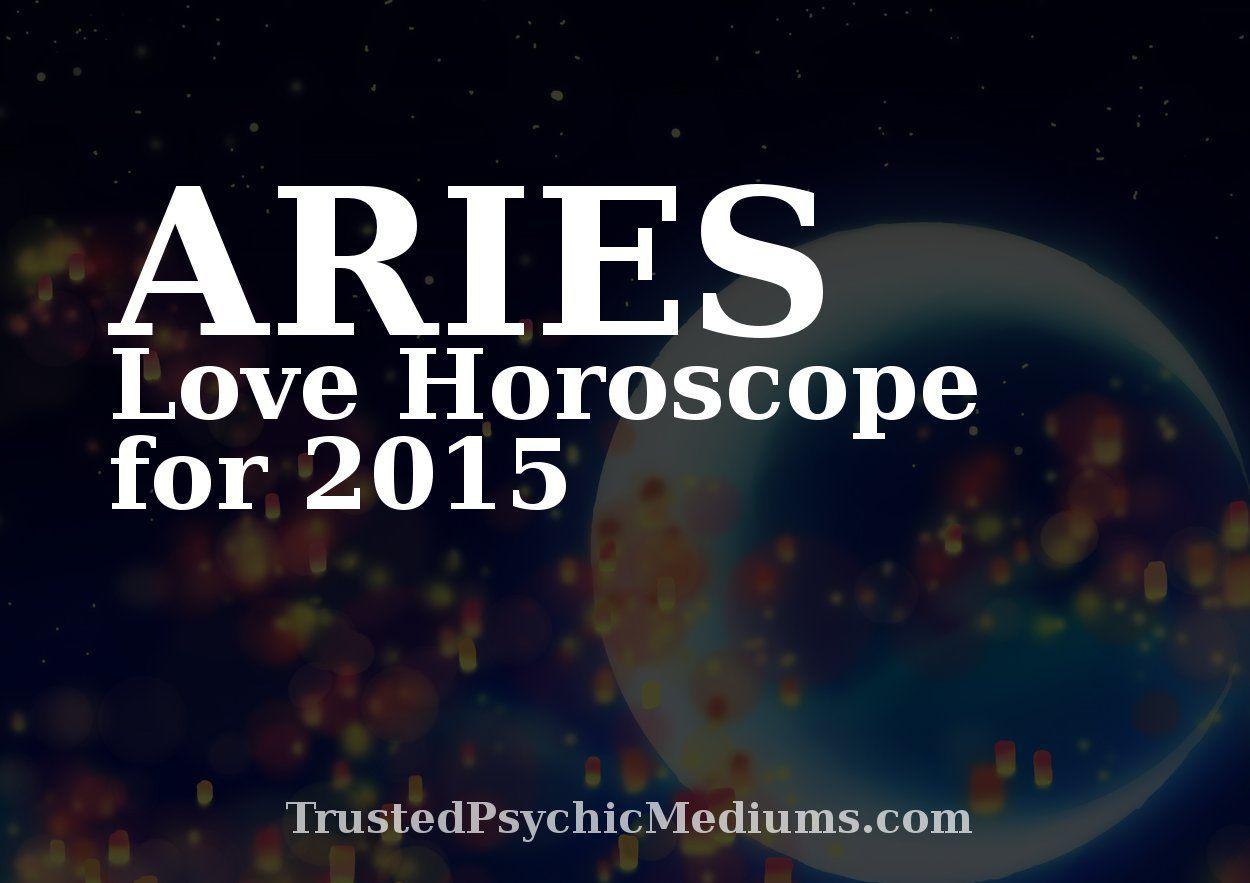 aries love horoscope 2015