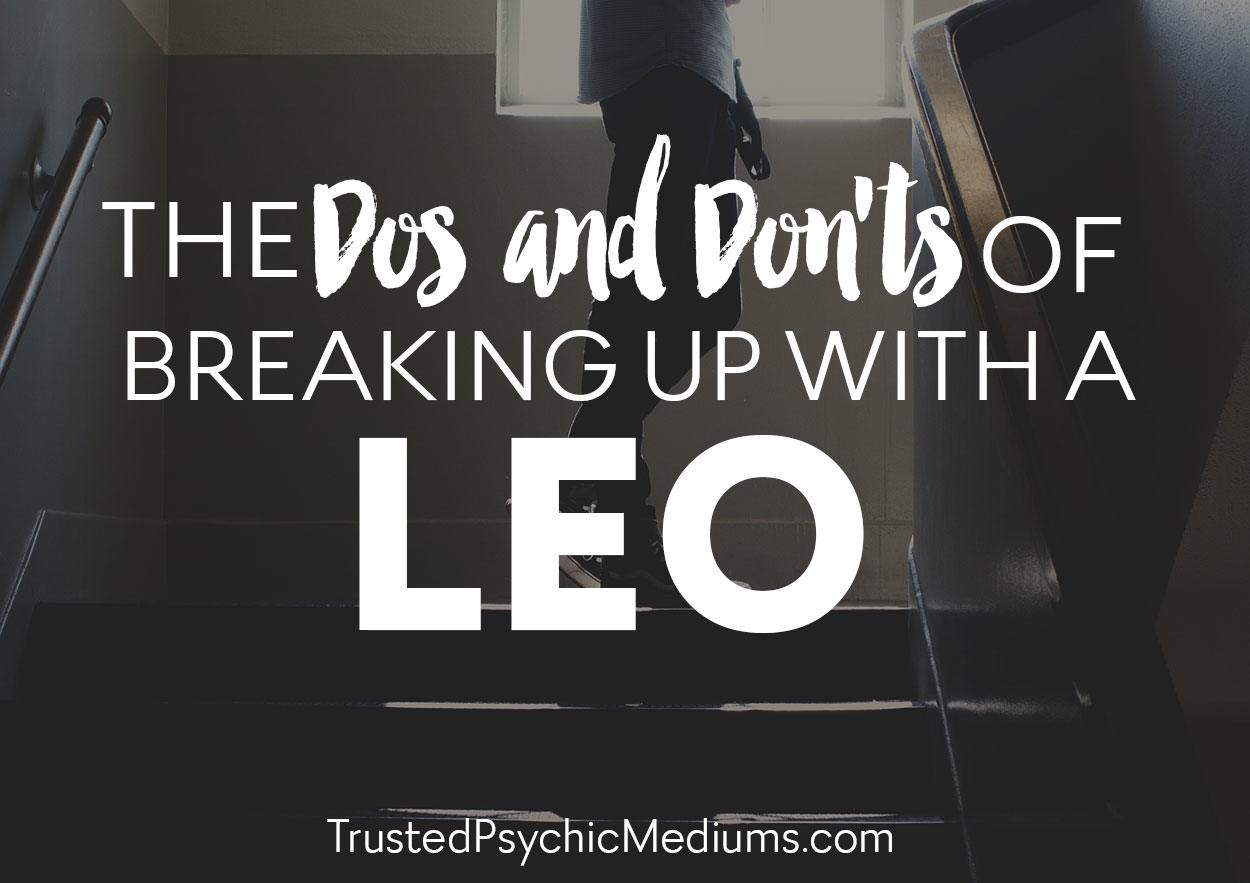Scorpio Man And Leo Woman Break Up