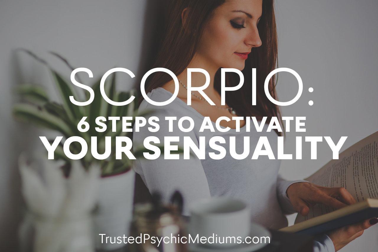 Scorpio-Sensuality