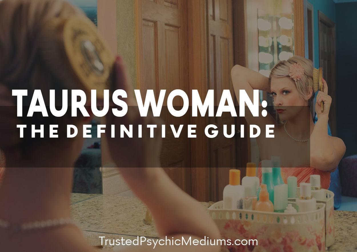Taurus-Woman