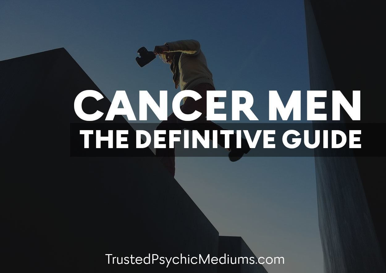 Cancer Men-The Definitive Guide
