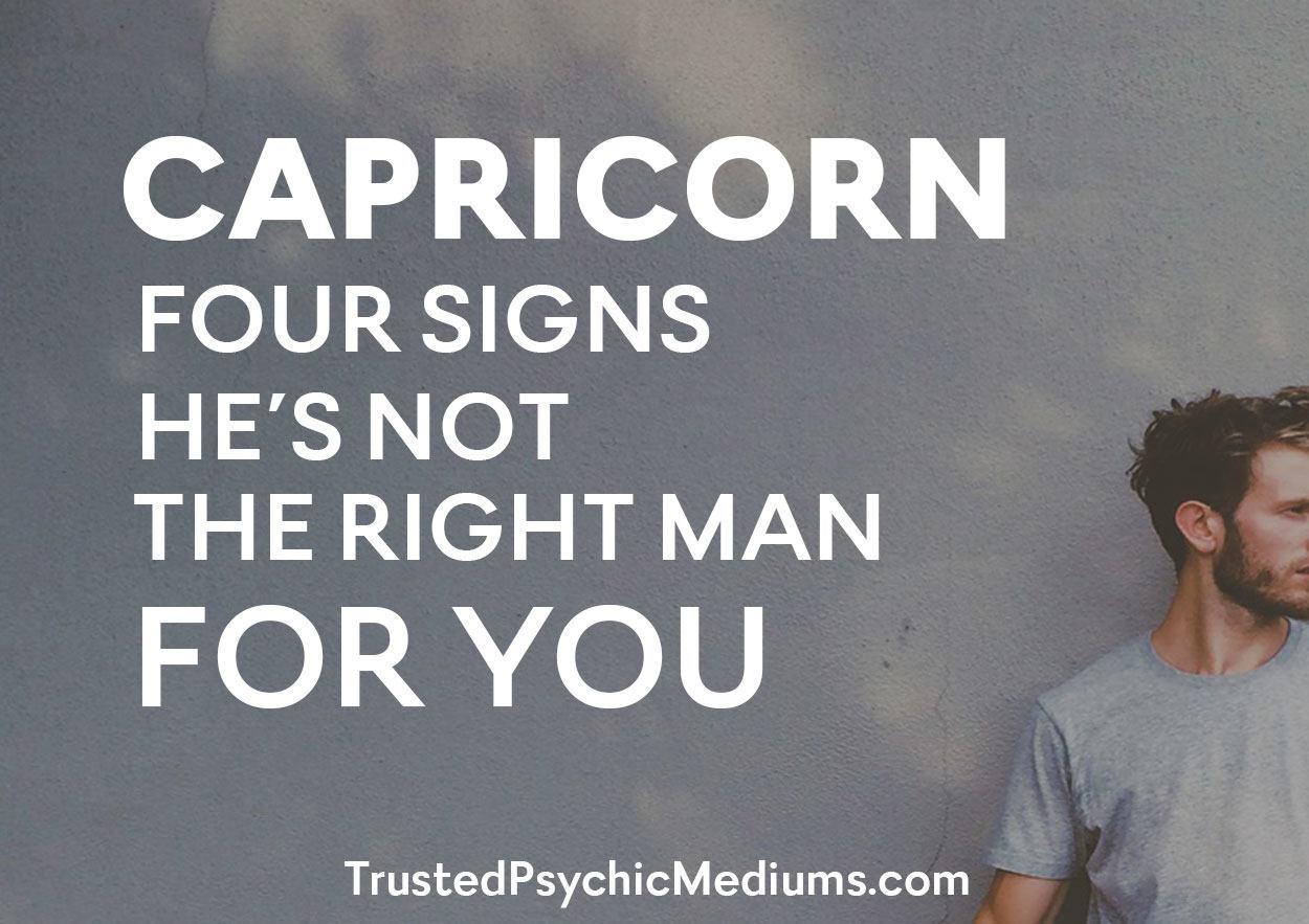 Capricorn-Man