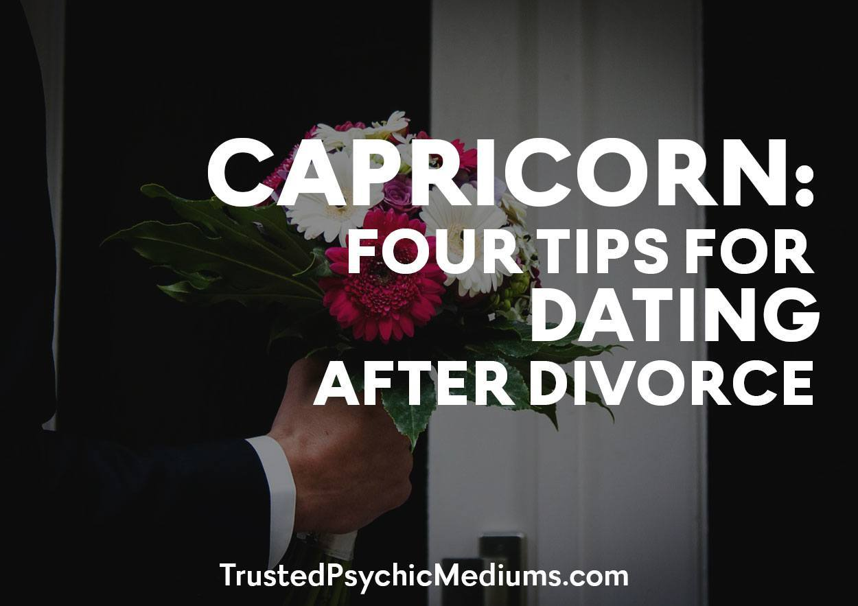 Dating tips capricorn woman