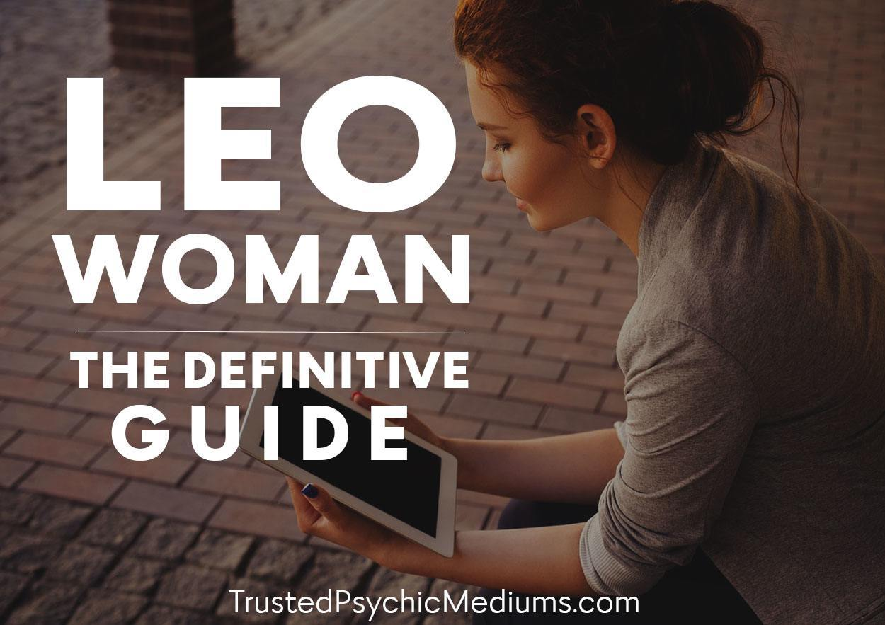 Leo Woman-The Definitive Guide