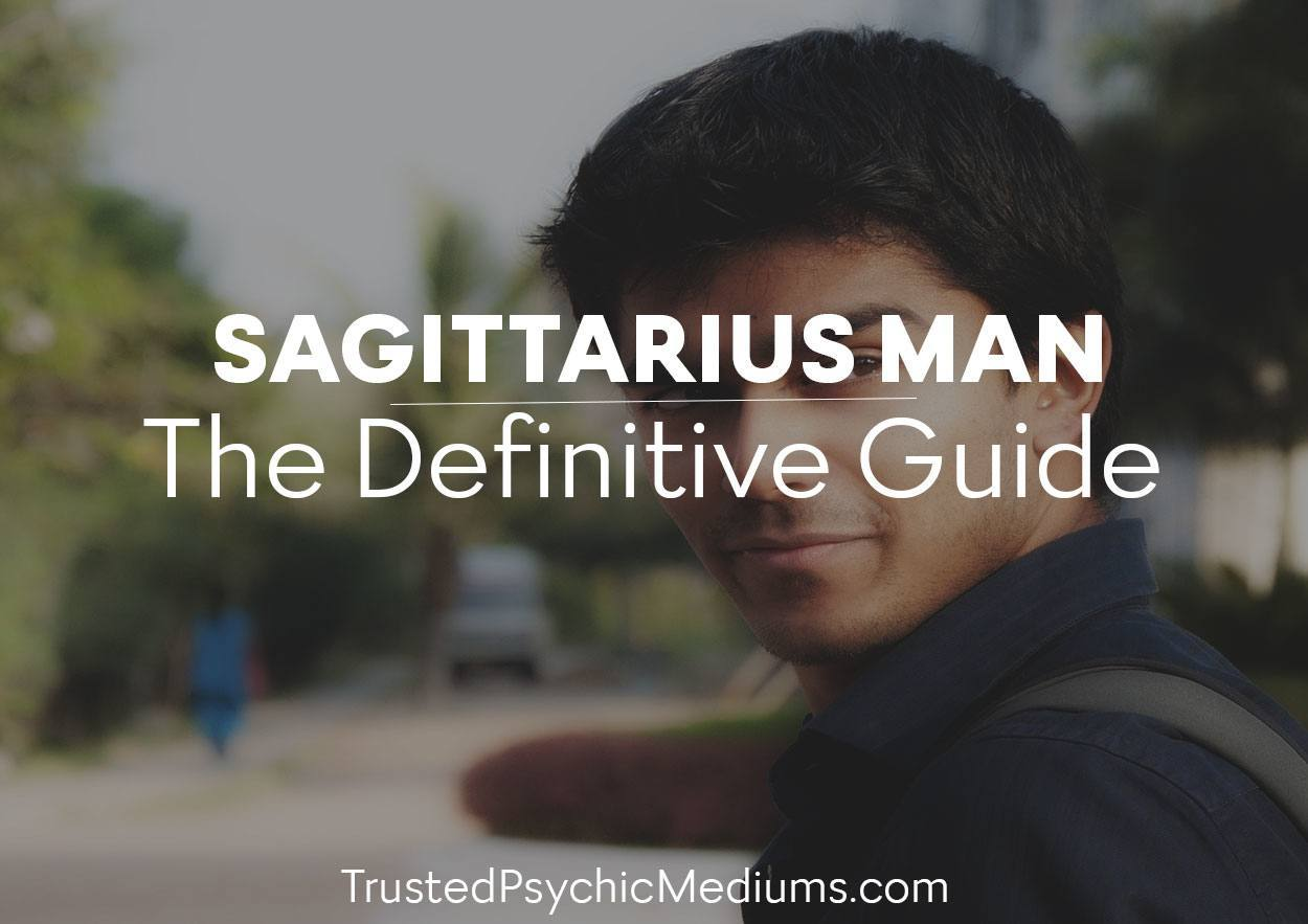 Sagittarius-Man