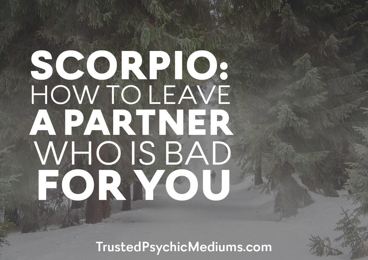 Scorpio-Dating