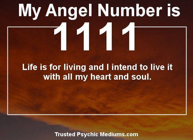angel number 1111 meaning