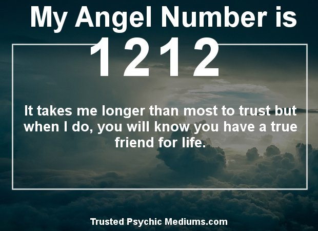 Angel Number 1212 meaning