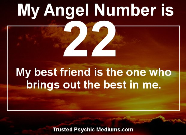 The meaning of Angel Number 22