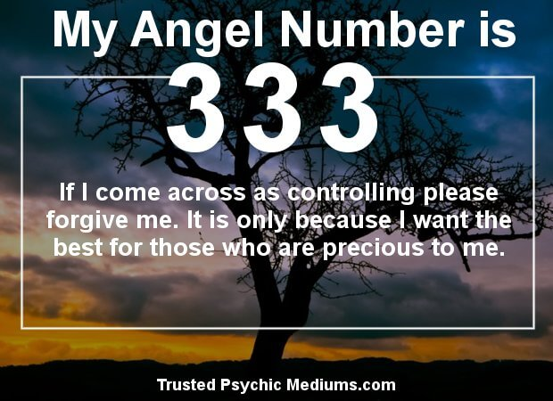 angel numbers 333