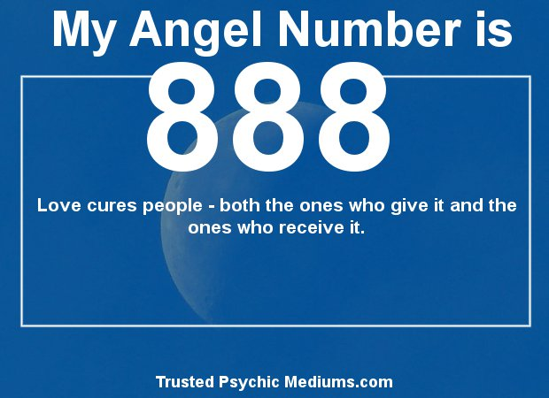 Angel Number 888 and its Meaning