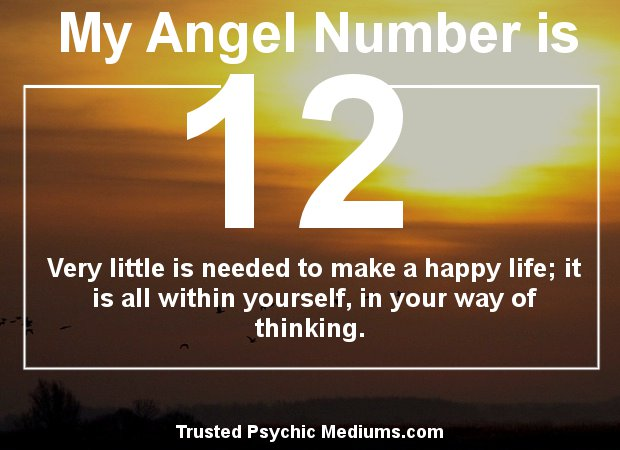 Angel Number 12 Is A Sign That Good Things Are Coming