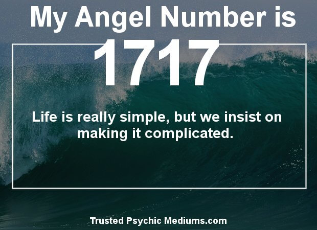 Angel Number 1717 and its Meaning